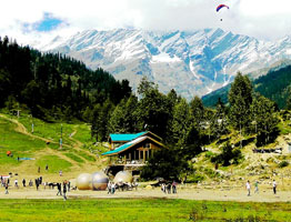manali tour package from delhi